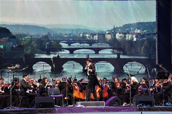 Уфимцы любят и классическую музыку тоже