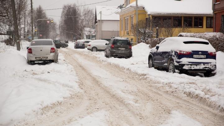 Мэр предложил штрафовать ярославцев за неубранный город