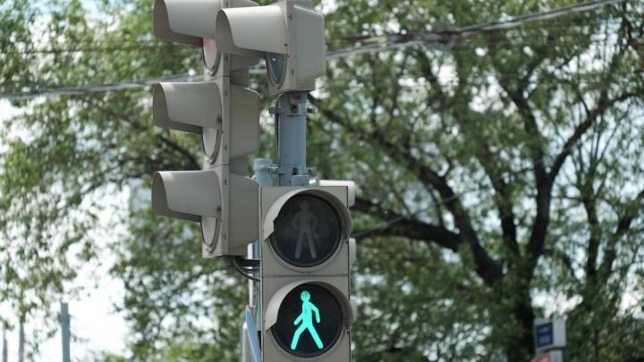 Семь новых светофоров установят в Перми — они появятся в местах, где часто случаются ДТП