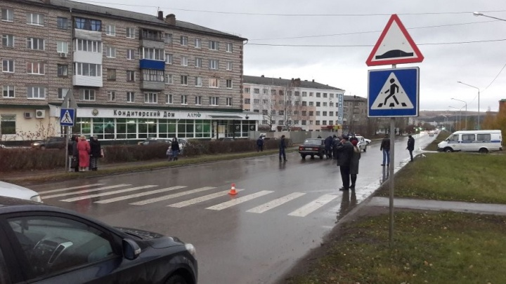 ГИБДД рассказали подробности аварии в Туймазах, где погибла пенсионерка