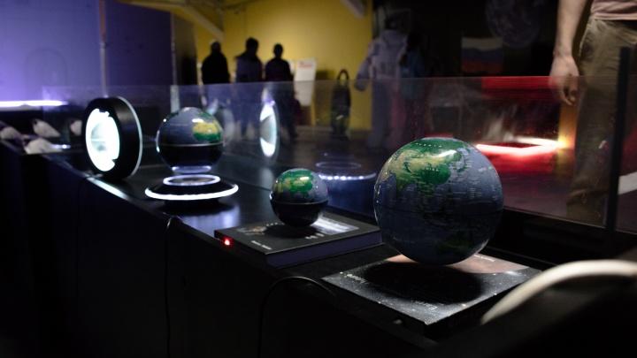 В Тюмени юные космонавты покоряют космос