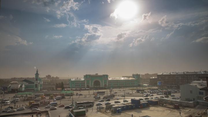 Скоро будет жарко: после холода с дождями в Новосибирске резко потеплеет