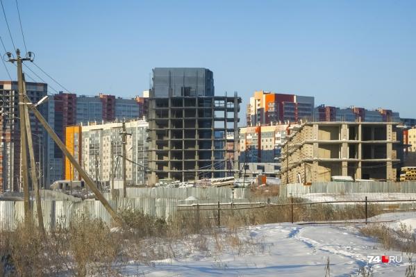В«Академ Riverside» осталось достроить восемь домов, из них судьба шести пока не ясна