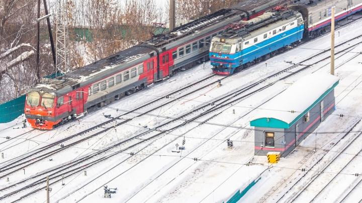 В прокуратуре рассказали, почему сошел с рельсов вагон пассажирского поезда Самара — Москва