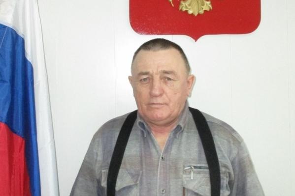 Михаил Морозов — член совета депутатов МО «Плесецкое» четвертого созыва
