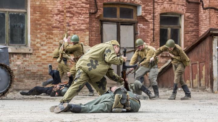 «Соколы Сталина»: в Волгограде покажут военную реконструкцию взятия Берлина