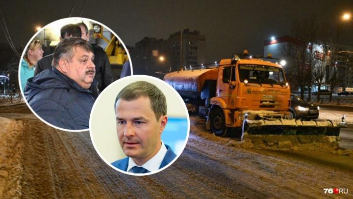 Обругал в спину: мэр Ярославля нелестно отозвался об уволенном Эдуарде Снежкове