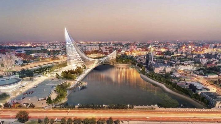 Выставочный центр, гостиница и аквапарк: стройку конгресс-холла в Челябинске оценили в 7 миллиардов