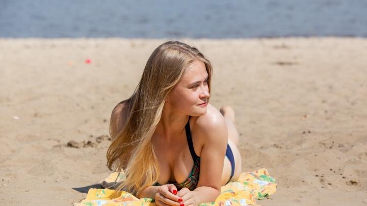 Ревизорро в купальнике: проверяем, на каких пляжах в Ярославле лучше всего купаться и загорать