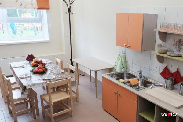 Когда детский сад откроется, в него смогут пойти дети из жилого комплекса «Альпийская горка» и соседних домов