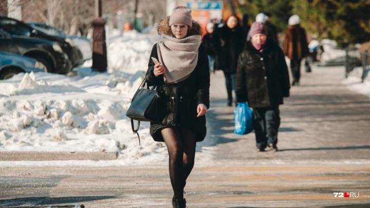 Снегопады, дожди и ночные заморозки: синоптики рассказали о погоде в Тюмени с 1 по 5 апреля