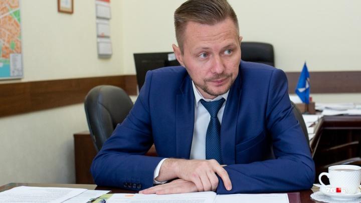 В Ярославле по подозрению во взятке задержали заместителя мэра