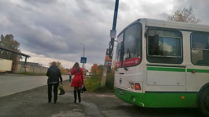 В автобус мальчик вошёл с шаурмой в руках, а на просьбу расплатиться — начал оскорблять кондуктора