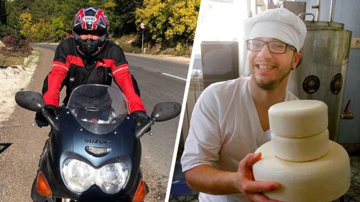 Разбившийся в Крыму уральский сыровар сел за руль мотоцикла впервые за четыре года
