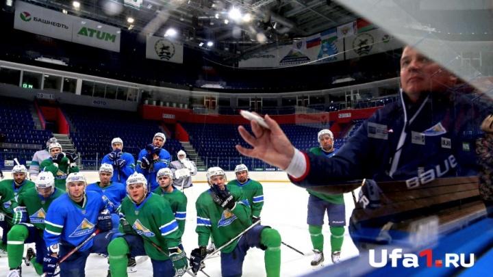 «Салават Юлаев» покидает ещё один игрок