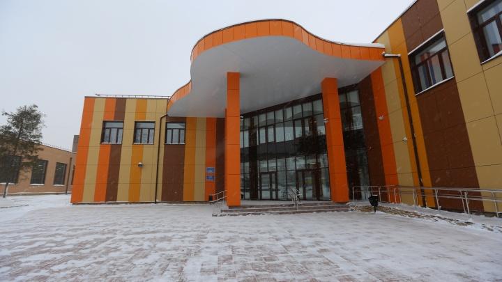 На Ключ-Камышенском плато открыли новую школу за 710 миллионов