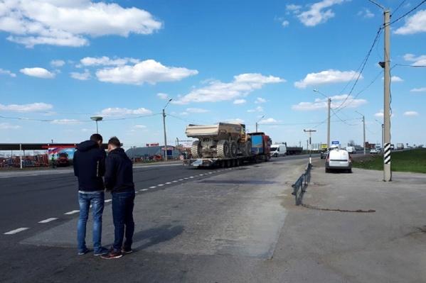 В Ростовской области соберутся более 30 дальнобойщиков со всей России