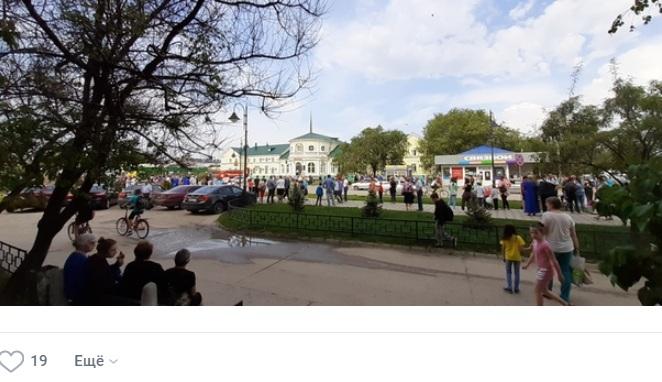 «Заминирован поезд или вокзал»: во Фролово Волгоградской области эвакуируют центр города