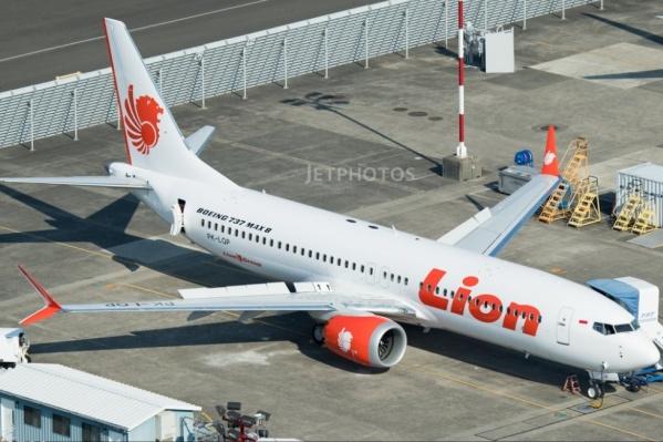 Рухнул самолёт индонезийской авиакомпании Lion Air