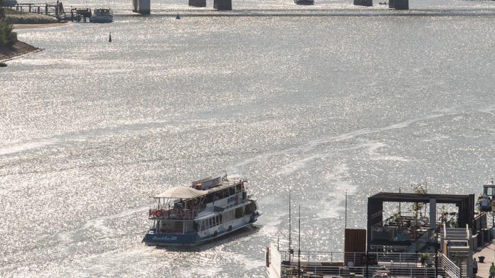 В Ростовской области столкнулись сухогруз и танкер
