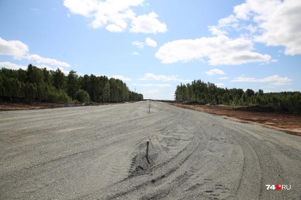 Длина дороги-дублёра — 4,4 километра