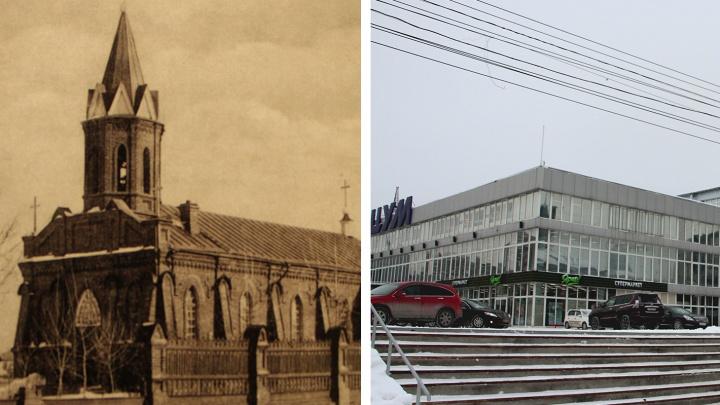 Призраки нашего города: 7 красивых зданий Новосибирска, которые исчезли без следа