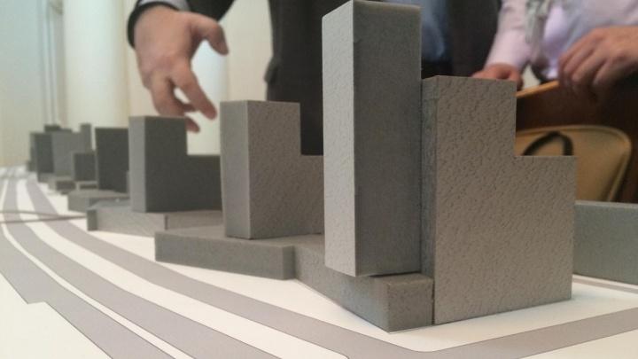 Екатеринбуржцев позвали обсудить строительство 30-этажек на Металлургов