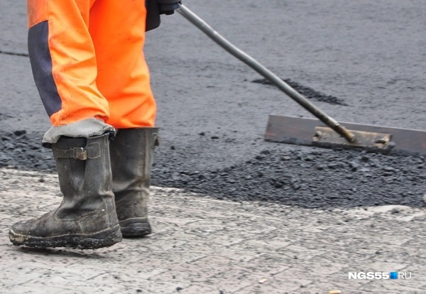 Красноярский тракт вОмске будет первой отремонтированной дорогой
