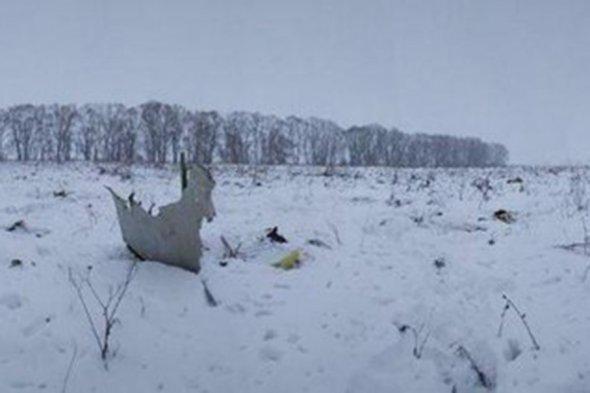 Появился список тех, кто летел на потерпевшем крушение Ан-148