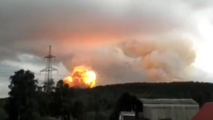Почти весь город: смотрим, какие улицы эвакуируют в Ачинске из-за взрывов на складе боеприпасов
