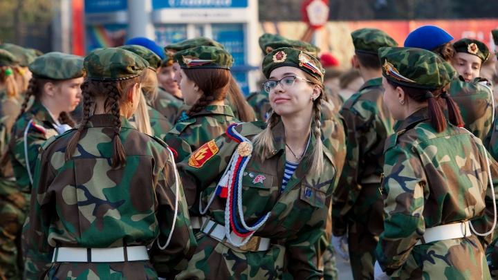Неофициальные моменты: кадры парада Победы с репетиции, которые уже нельзя будет увидеть 9 мая