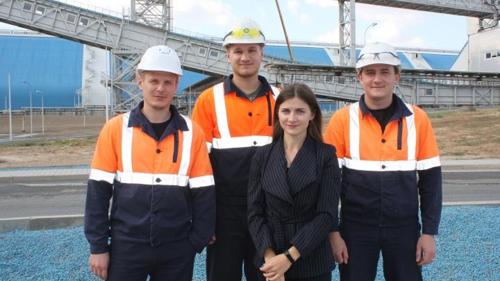 Молодежь «ЕвроХим-ВолгаКалия» покорила профессиональные вершины