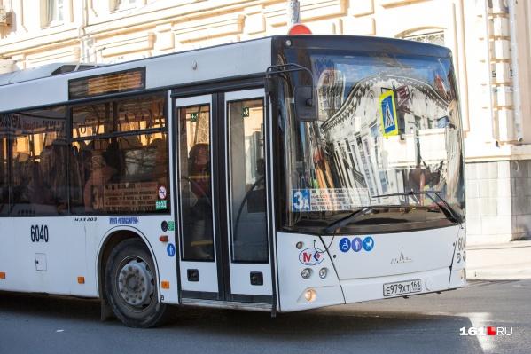 Автобусы и маршрутки будут ждать пассажиров в трех местах: на пересечении Садовой и Ворошиловского, на Центральном рынке и у «Ростов Арены»