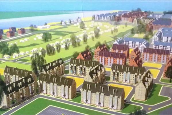 Огромный микрорайон планируют строить на окраине Заволжского района