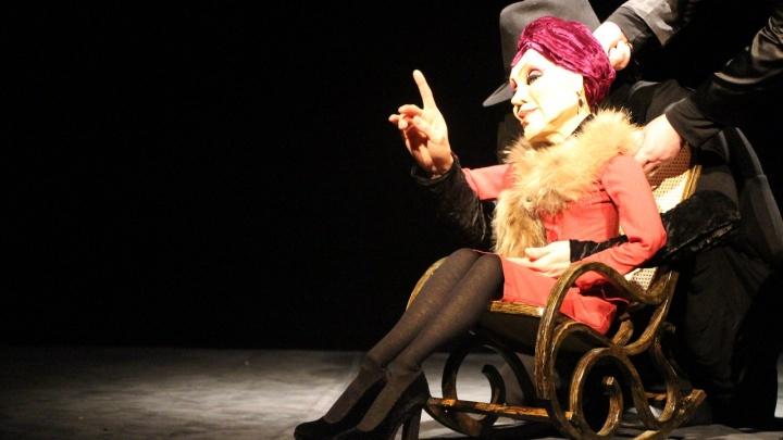 В театре кукол «Гулливер» благодаря проекту «Культура малой Родины» осенью состоятся четыре премьеры