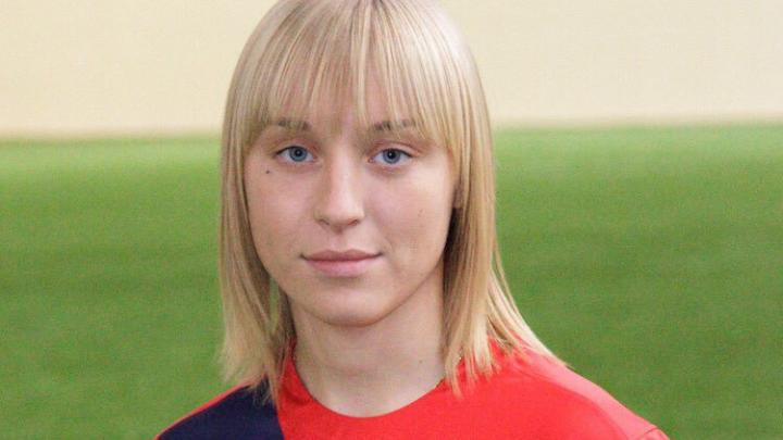Молодая омская футболистка Алёна Трушкина погибла в автокатастрофе