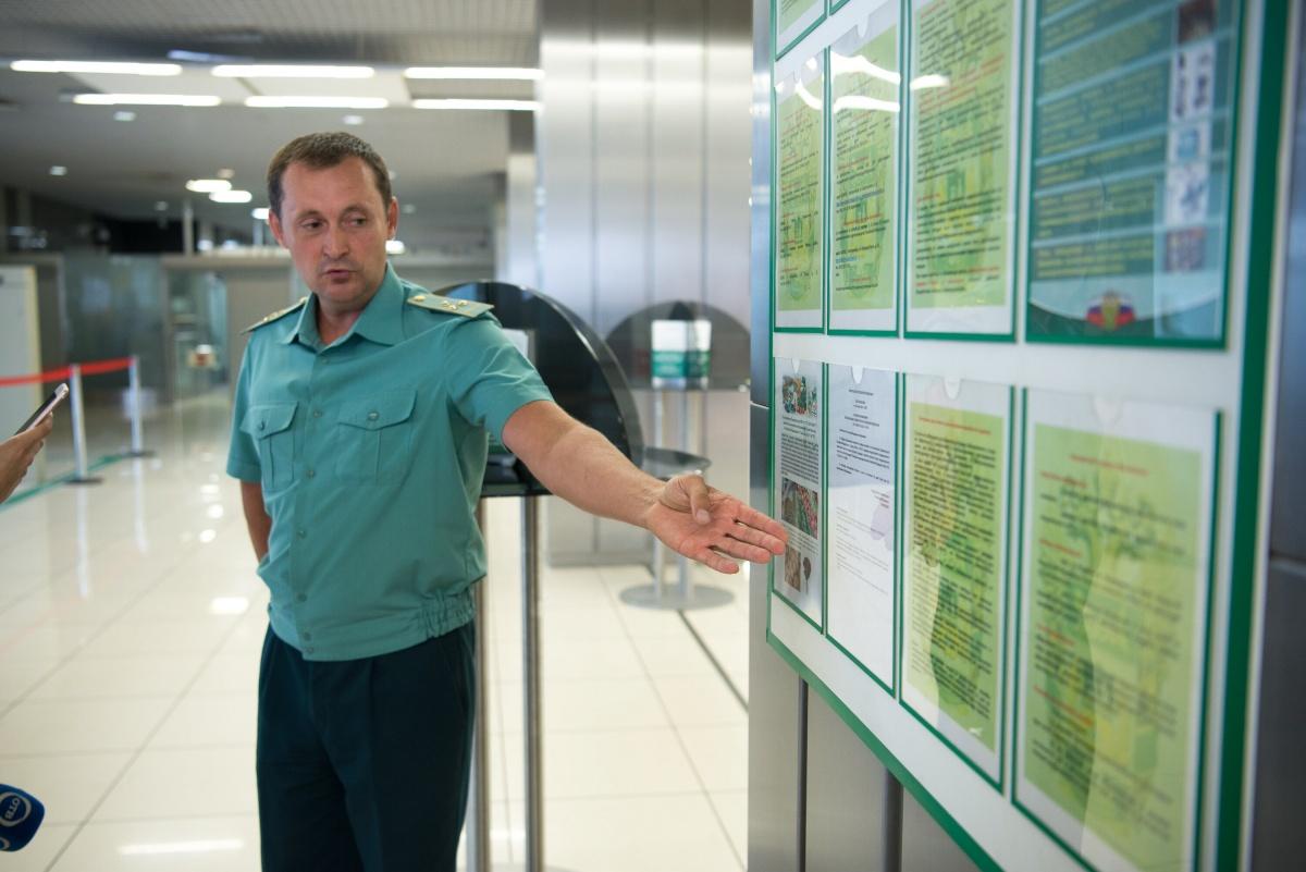 Сергей Боровик показывает новые правила для пассажиров