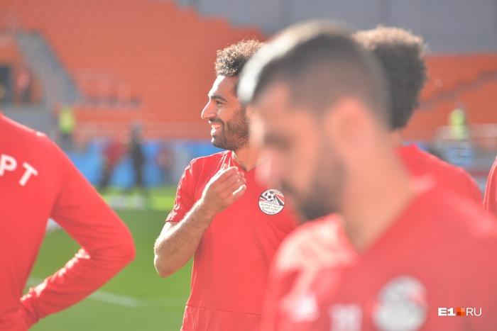 Исход завтрашнего матча Египта и Уругвая во многом зависит от игры Салаха