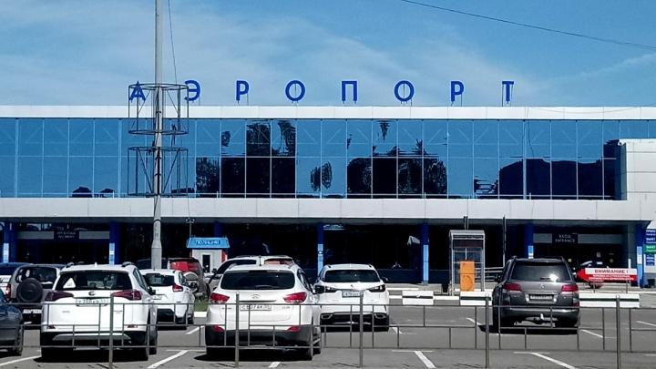 В аэропорту задержали рейс в Турцию