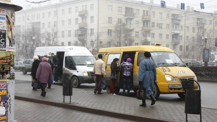Вышел с трубой и потерял сознание: водитель челябинской маршрутки пострадал в дорожном конфликте
