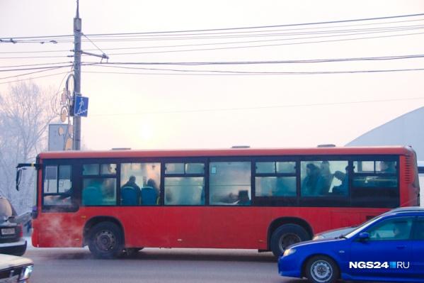 Новый чиновник мэрии пообещал развивать общественный транспорт в Красноярске