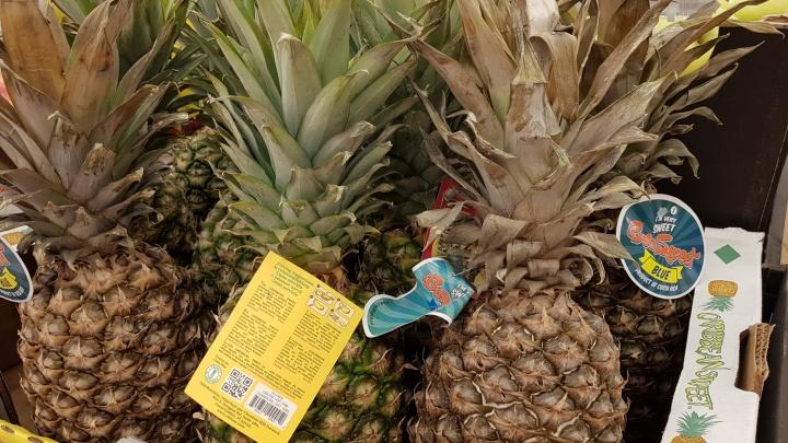 На екатеринбургскую фирму завели дело о пропаже двух тонн экзотических фруктов