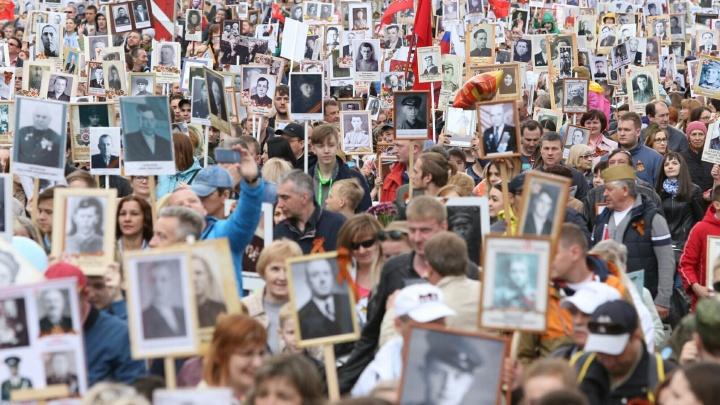 «Мы — не ярмарка»: челябинцев призвали отказаться от портретов Сталина в «Бессмертном полку»
