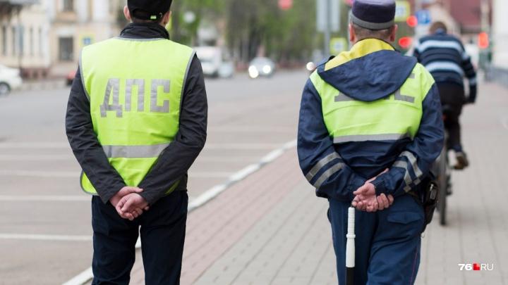 В Ярославской области пьяный водитель побил гаишников