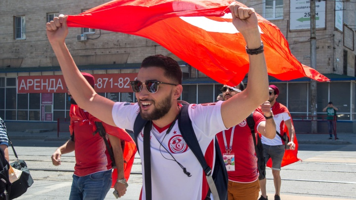 «Все очень доброжелательные, кроме мошки»: первые впечатления тунисцев о Волгограде