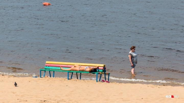 Водица с сюрпризом: на каких пляжах в Самаре опасно купаться