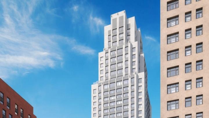 Квартира в облаках: какие виды открываются из пентхауса в самом высоком здании Краснолесья
