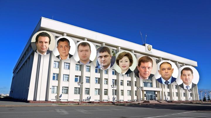 Кто эти новые лица в правительстве Башкирии