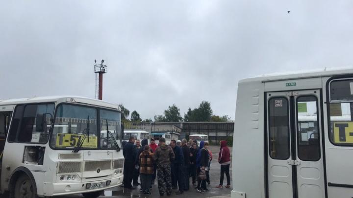 Перевозчики Балахны бастуют: вместо них на рейсы без предупреждения вышли нижегородские маршрутки