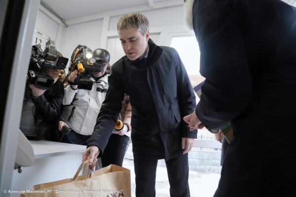 Владимир Панов сдал чуть меньше 6 кг макулатуры на 36,4 рубля